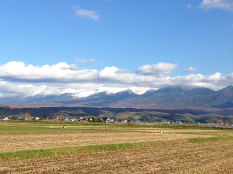 秋晴れの一日、富良野までサイクリング♪_f0096216_21223534.jpg