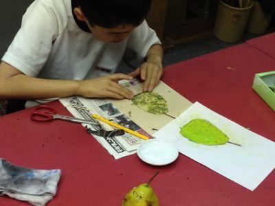 今月の絵画教室_b0262124_1822431.jpg