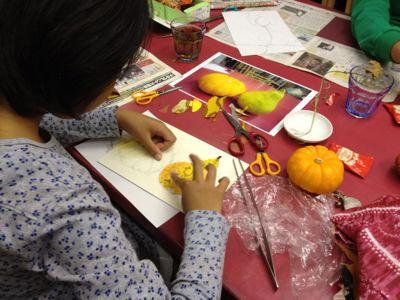 今月の絵画教室_b0262124_1822910.jpg