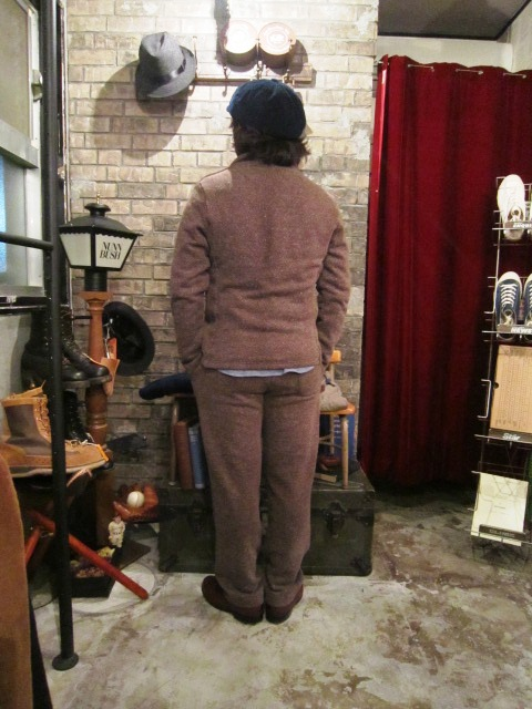 "RIDING HIGH ""JKT&PT SET-UP ITEM\"" ご紹介_f0191324_9465477.jpg"