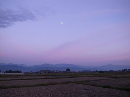 午後5時の月を見て_a0014840_1825051.jpg