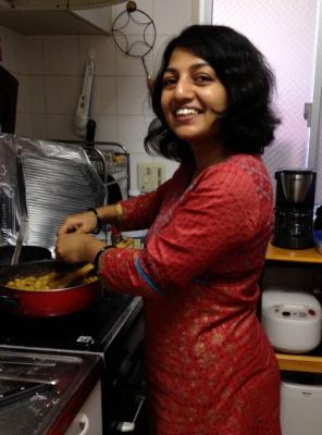 ++10月のインド料理教室++_d0079988_22522997.jpg