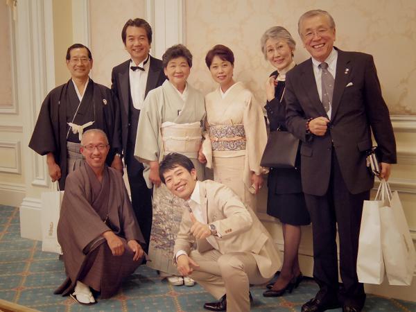 西端春枝さん、卒寿お祝いの会_f0017696_1584143.jpg