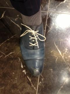 靴紐から気分一新!_b0226322_18512310.jpg