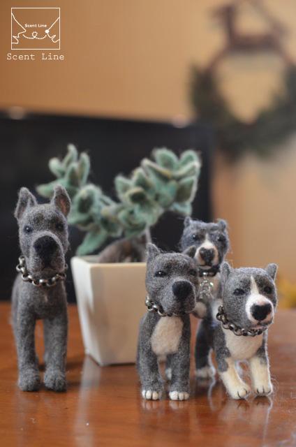 新コラボ企画「犬同伴OK!ニードルフェルトドッグ」教室_c0099133_032125.jpg