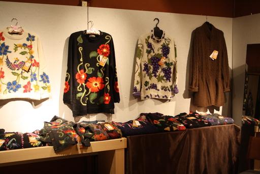 2012年「松田イメルダ 手編みアルパカ展が始まっています_d0178448_2405942.jpg