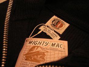 "\""MIGHTY-MAC × MiCHAEL TAPiA AUTHENTiCS KINT ZIP VEST\""ってこんなこと。_c0140560_1073829.jpg"