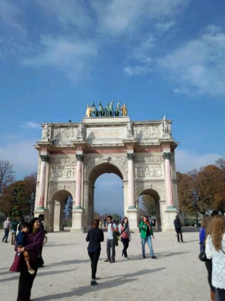 パリ観光♪_e0261276_519373.jpg