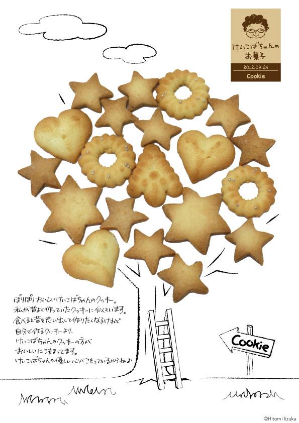 いろいろな形のクッキー_d0272182_2247391.jpg
