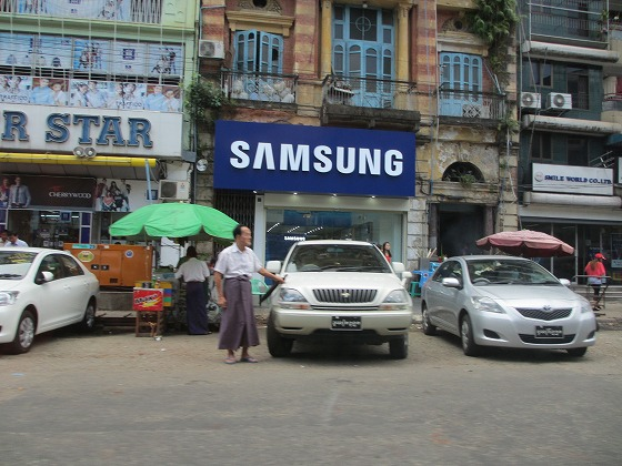 ミャンマー ヤンゴン 中古車 輸出 輸入 トミーモータース ランクル 3 二日目_b0127002_18144094.jpg