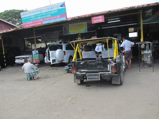 ミャンマー ヤンゴン 中古車 輸出 輸入 トミーモータース ランクル 3 二日目_b0127002_19221992.jpg