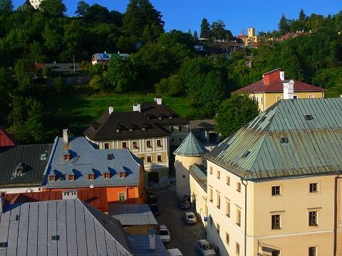 中欧家族旅行2012年08月-第六日目-スロヴァキア・バンスカー・シュチャヴニツァ散策_c0153302_19462639.jpg