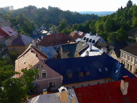中欧家族旅行2012年08月-第六日目-スロヴァキア・バンスカー・シュチャヴニツァ散策_c0153302_19471378.jpg