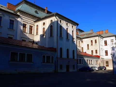 中欧家族旅行2012年08月-第六日目-スロヴァキア・バンスカー・シュチャヴニツァ散策_c0153302_2246131.jpg