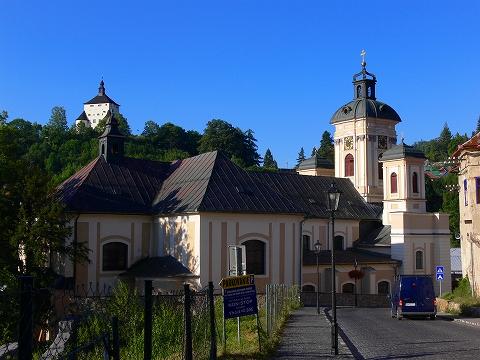 中欧家族旅行2012年08月-第六日目-スロヴァキア・バンスカー・シュチャヴニツァ散策_c0153302_23174515.jpg