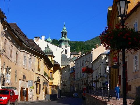 中欧家族旅行2012年08月-第六日目-スロヴァキア・バンスカー・シュチャヴニツァ散策_c0153302_23234624.jpg