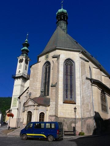 中欧家族旅行2012年08月-第六日目-スロヴァキア・バンスカー・シュチャヴニツァ散策_c0153302_23294383.jpg