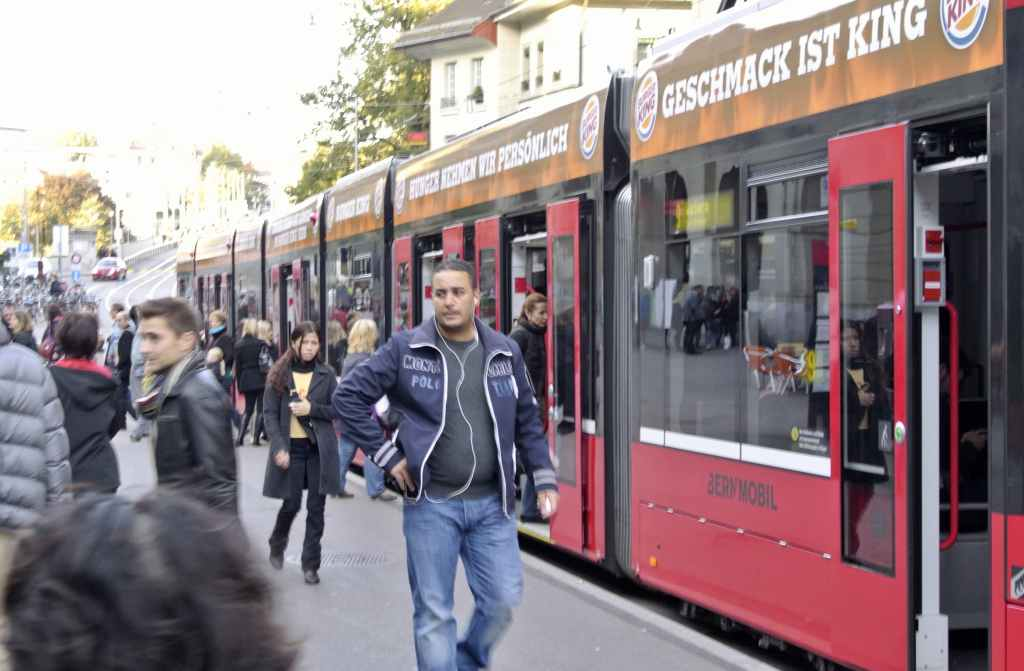 スイス紀行5:世界遺産都市「ベルン」_a0148206_1621575.jpg