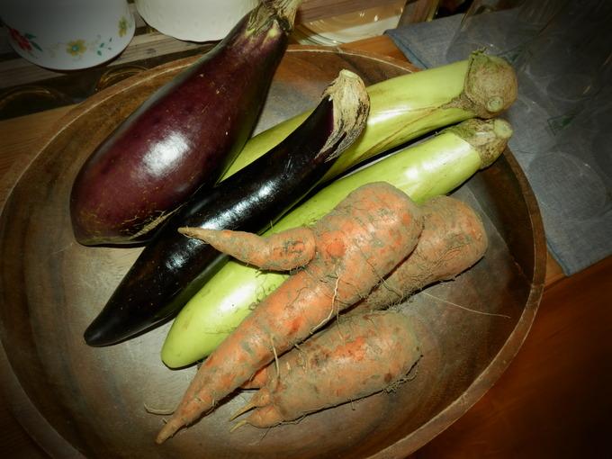 「自然農な お野菜」の販売始めました♪_a0125419_1548499.jpg
