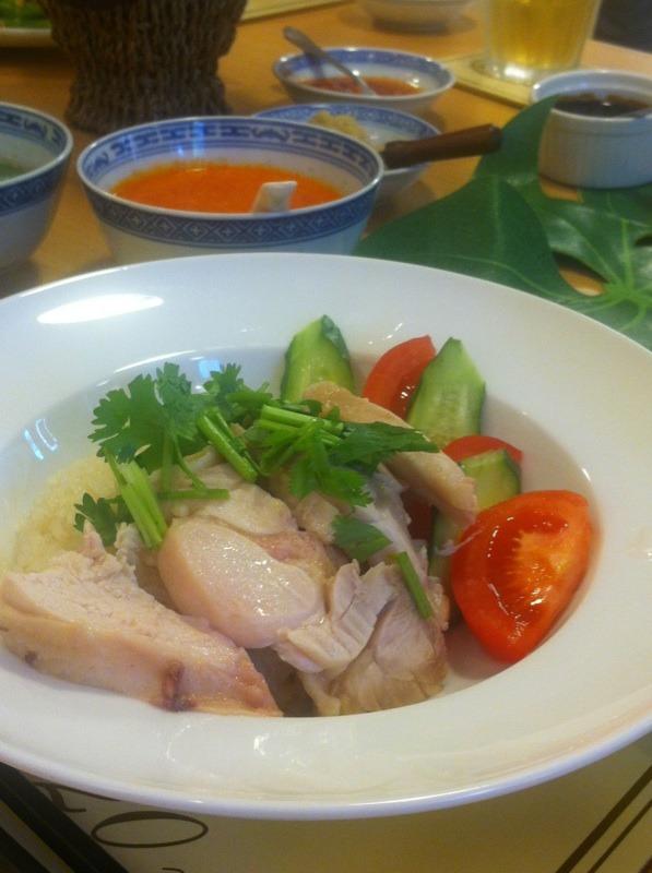 料理教室・・・海南チキンライス!!_f0141419_6331241.jpg
