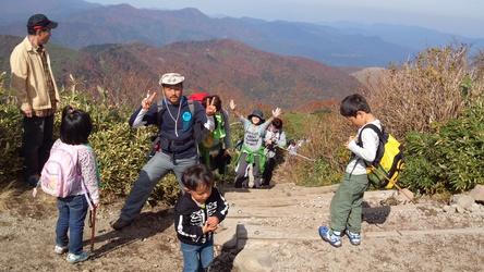 【 家族 de 登山 】 2012 ・ 10/27_f0101226_1884221.jpg