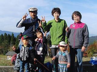 【 家族 de 登山 】 2012 ・ 10/27_f0101226_635115.jpg