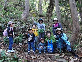 【 家族 de 登山 】 2012 ・ 10/27_f0101226_639127.jpg