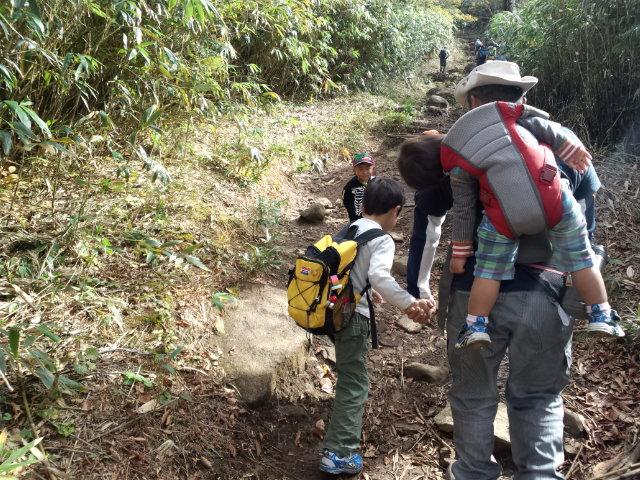 【 家族 de 登山 】 2012 ・ 10/27_f0101226_6485543.jpg