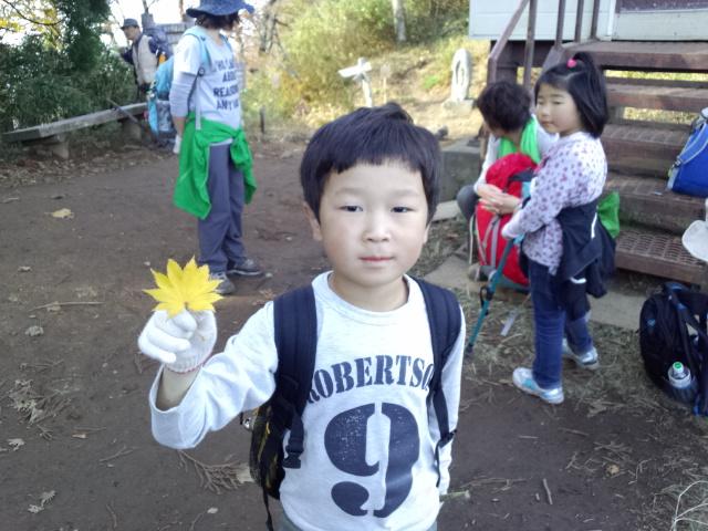 【 家族 de 登山 】 2012 ・ 10/27_f0101226_723286.jpg