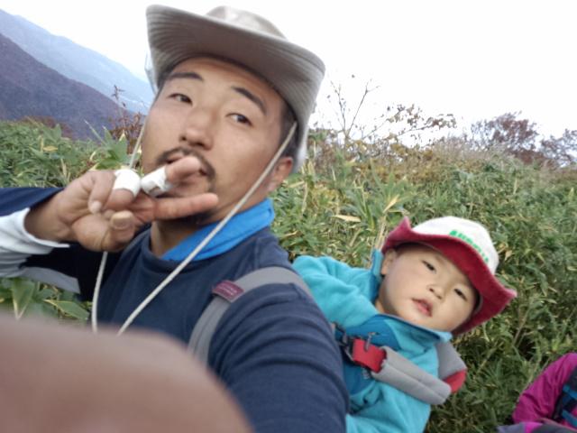 【 家族 de 登山 】 2012 ・ 10/27_f0101226_732788.jpg