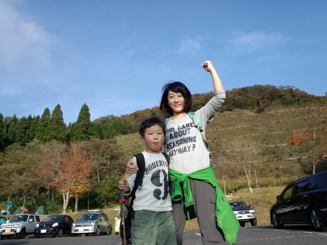 【 家族 de 登山 】 2012 ・ 10/27_f0101226_761536.jpg