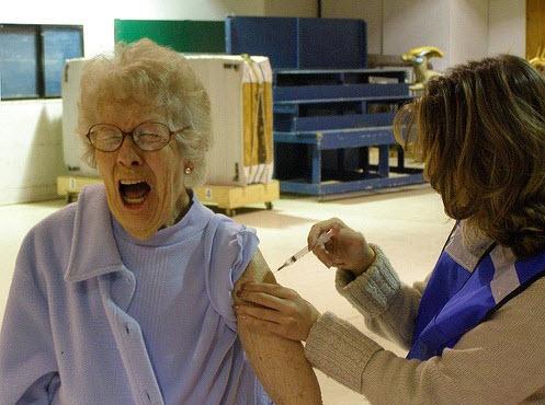 予防 接種 筋肉 注射