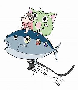 小島アジコ/著『となりの801ちゃん+』11月30日発売!!_e0025035_9593419.jpg