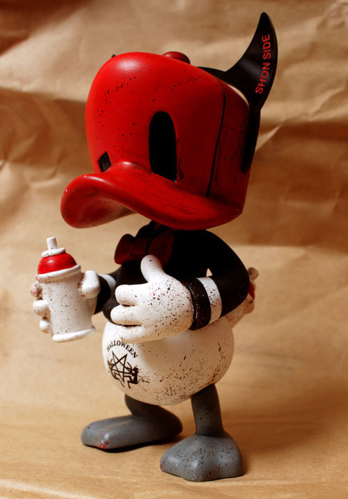 Cap Duck Devil by Shon_e0118156_2173923.jpg