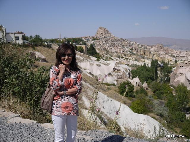 トルコ旅行記 14  カッパドキアに感激!_a0092659_23384393.jpg