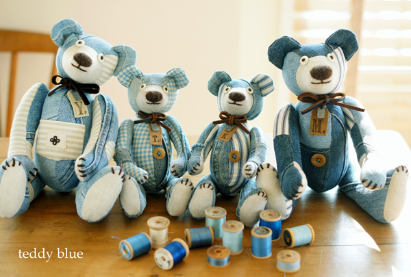 teddy blue jeans family  ブルージーンズファミリー_e0253364_15594171.jpg
