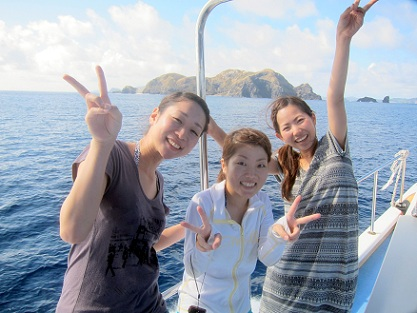慶良間でドリフト&体験ダイビング!!_a0156273_193135100.jpg