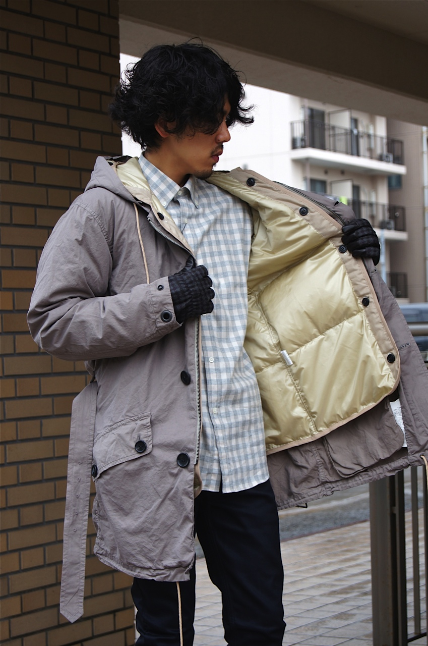 "DOWN COAT style by ""N.HOOLYWOOD\""_f0020773_21113063.jpg"