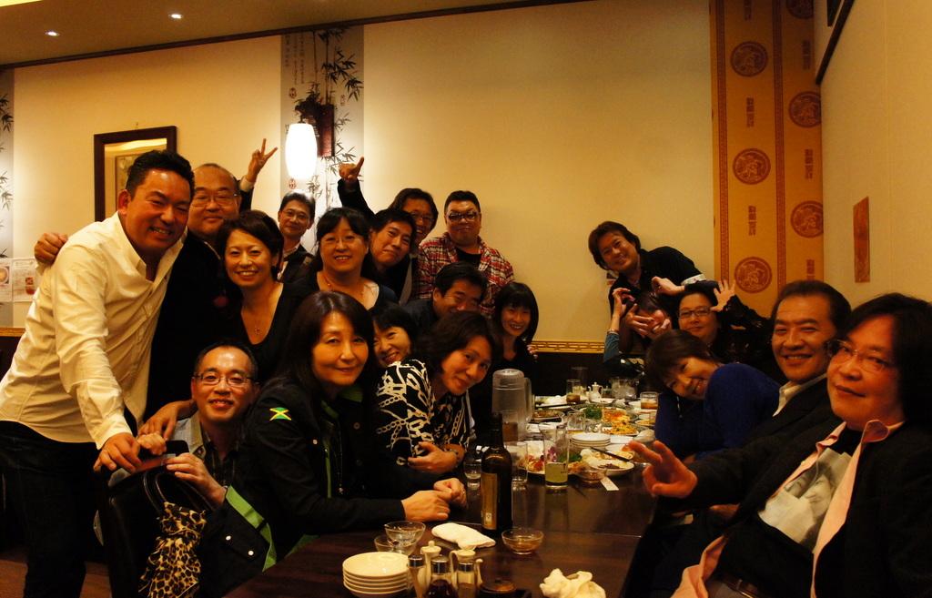 上海蟹@九段中同期会。_c0180686_19174938.jpg