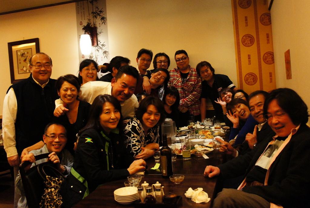 上海蟹@九段中同期会。_c0180686_19175443.jpg