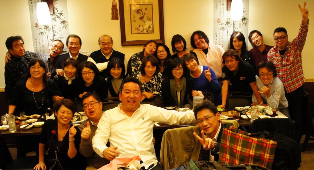 上海蟹@九段中同期会。_c0180686_19182975.jpg