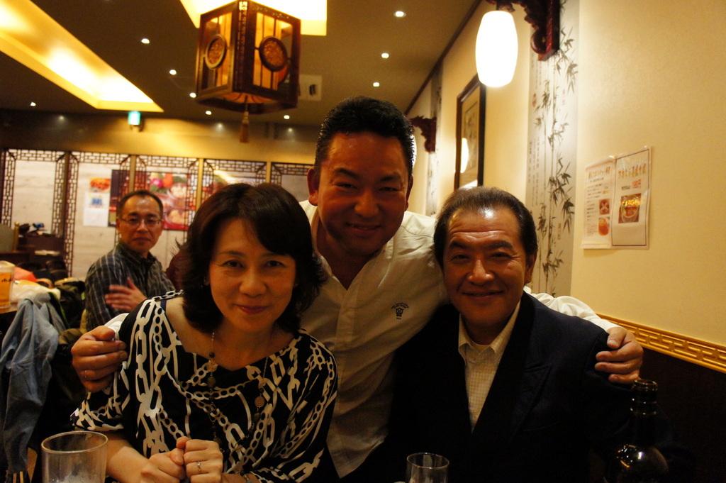 上海蟹@九段中同期会。_c0180686_19532433.jpg