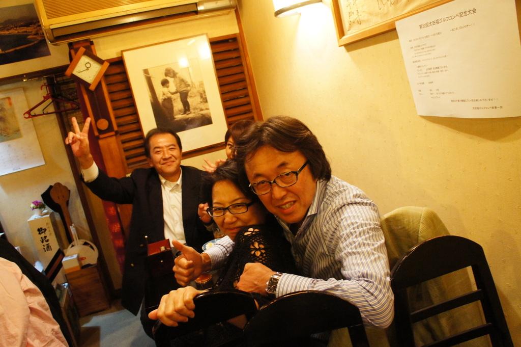 上海蟹@九段中同期会。_c0180686_2032289.jpg
