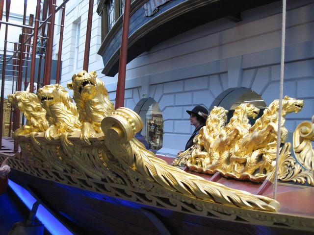 2日目-4 グリニッジの旧王立海軍大学と海事博物館と天文台に行く_f0100593_1918275.jpg