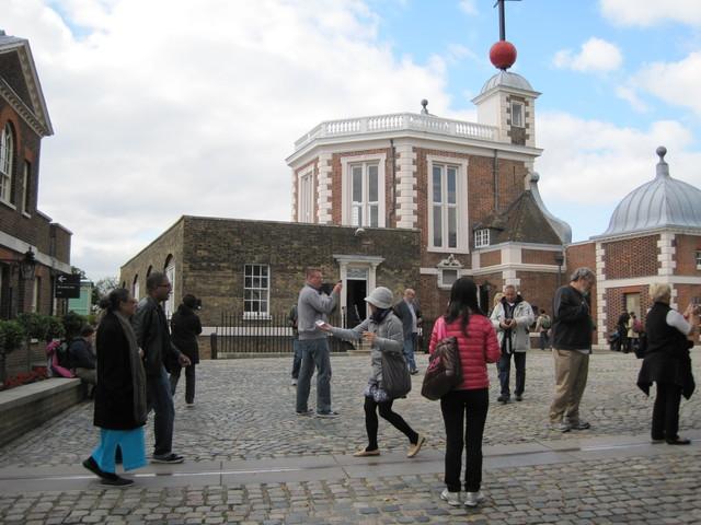 2日目-4 グリニッジの旧王立海軍大学と海事博物館と天文台に行く_f0100593_1920016.jpg