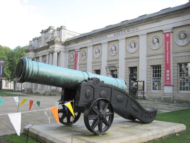 2日目-4 グリニッジの旧王立海軍大学と海事博物館と天文台に行く_f0100593_19253134.jpg