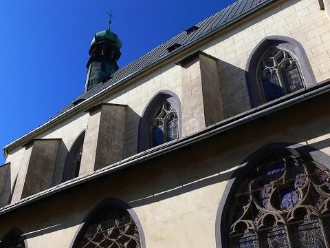 中欧家族旅行2012年08月-第六日目-スロヴァキア・バンスカー・シュチャヴニツァ散策_c0153302_14421816.jpg