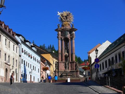中欧家族旅行2012年08月-第六日目-スロヴァキア・バンスカー・シュチャヴニツァ散策_c0153302_1621065.jpg