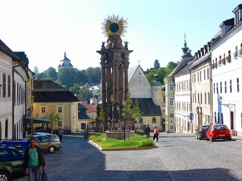 中欧家族旅行2012年08月-第六日目-スロヴァキア・バンスカー・シュチャヴニツァ散策_c0153302_1625837.jpg