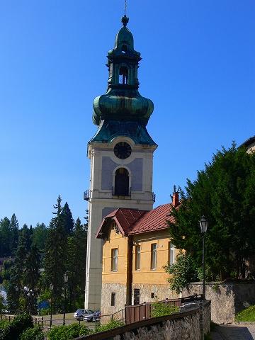 中欧家族旅行2012年08月-第六日目-スロヴァキア・バンスカー・シュチャヴニツァ散策_c0153302_16344693.jpg